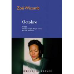 Octobre - Zoë Wicomb