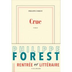 Crue - Philippe Forest - Sortie le 18/08