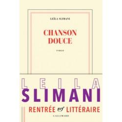 Chanson douce - Leïla Slimani - Sortie le 18/08
