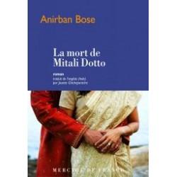 La mort de Mitali Dotto - Anirban Bose - Sortie le 08/09
