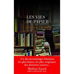 Les vies de papier - Rabih Alameddine - Prix Femina