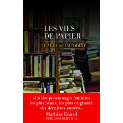 Les vies de papier - Rabih ALAMEDDINE - Sortie le 25.08