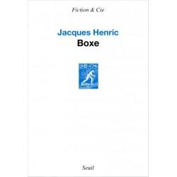 Boxe - Jacques Henric - Sorite le 01.09