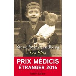 Les élus, Steve Sem-Sandberg - Prix Medicis